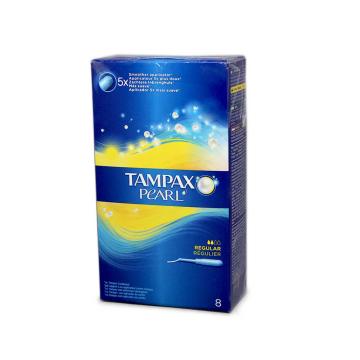 Tampax Pearl Regular Tampones x8/ Tampons