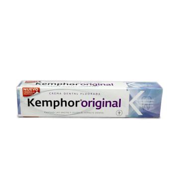 Kemphor Original Crema Dental Fluorada 75ml