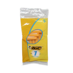 Bic Sensitive Maquinillas de Afeitar Desechables x5/ Disposable Razors