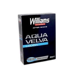 Williams Expert Aqua Velva Loción Aftershave 200ml