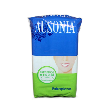 Ausonia Extraplana Normal Compresas x18