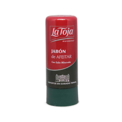 La Toja Jabón Afeitar con Sales Minerales 50g/ Shaving Soap