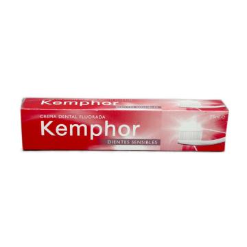 Kemphor Dentífrico para Dientes Sensibles 75ml