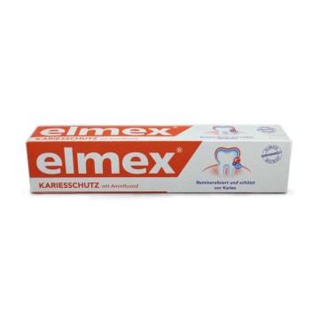 Elmex Zahncreme Kariesschutz 75ml/ Pasta Dientes
