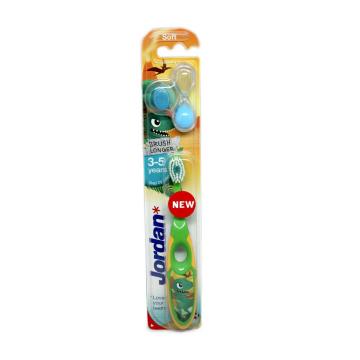 Jordan Cepillo Dental Infantil Suave 3-5 años/ Kids Toothbrush