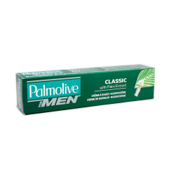 Palmolive For Men Classic Rasiercreme 100ml/ Crema para Afeitar