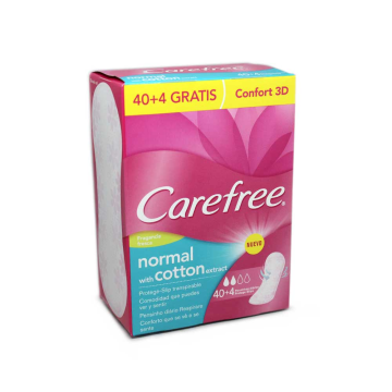 Carefree Transpirable Normal Protege-Slip x40
