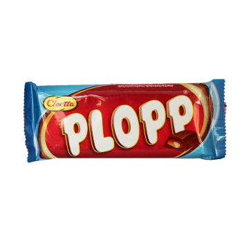 Cloetta Plopp 80g/ Chocolate Bar