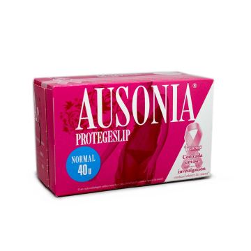 Ausonia Normal Protegeslip x40/ Panty Liners Normal
