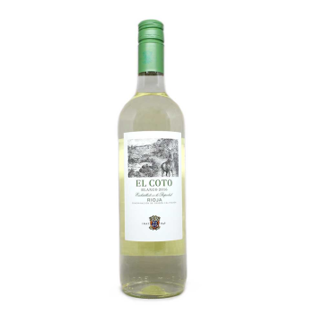 El Coto Blanco/ White Wine