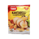 Toro Kantarell & Sjampinjongsaus 23g/ Mushroom Sauce