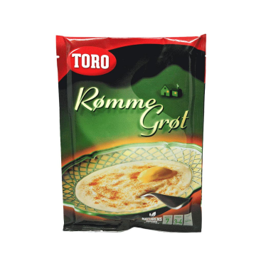 Toro Rømmegrøt 186g/ Sour Cream Porridge