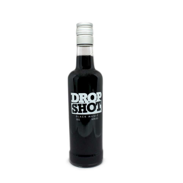 Drop Shot Black Magic/ Liquorice Liqueur
