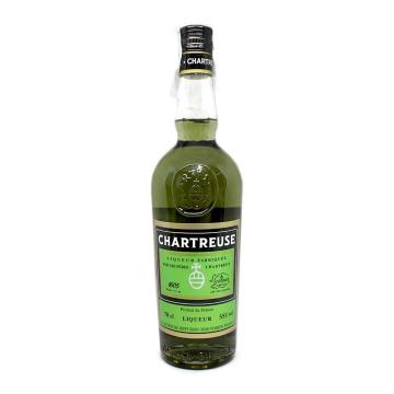 Green Chartreuse Liqueur 55%/ Licor de Hierbas