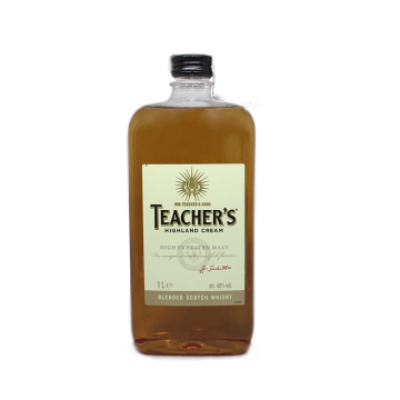 Teacher's Highland Cream Scotch Whisky 40%
