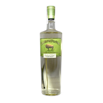 Żubrówka Vodka 40%/ Bison Grass Vodka