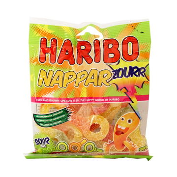 Haribo Nappar 80g/ Sweeties Mix