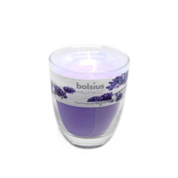 Bolsius Aromatic Lavande/ Vela Aromática Lavanda Francesa