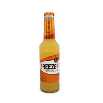 Breezer Orange 4% Rum, Fruits & Sparkling water