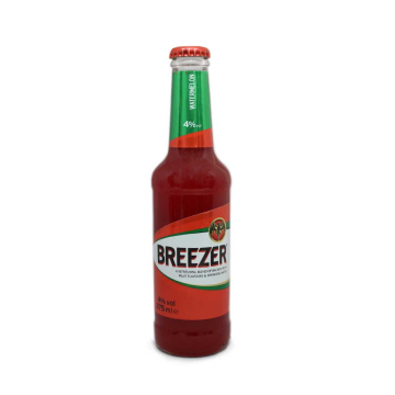 Breezer Waterlemon 4% Rum, Fruits & Sparkling water