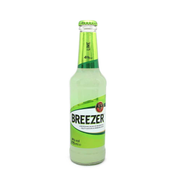 Breezer Lime 4% Rum, Fruits & Sparkling water