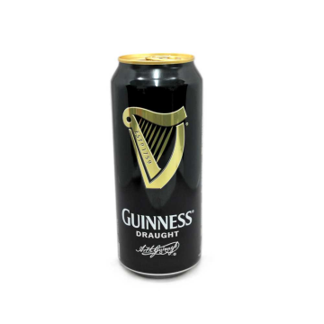 Guinness Draught 440ml/ Black Beer