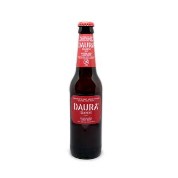 Daura Damm Cerveza Sin Gluten 33cl/ Gluten Free Beer