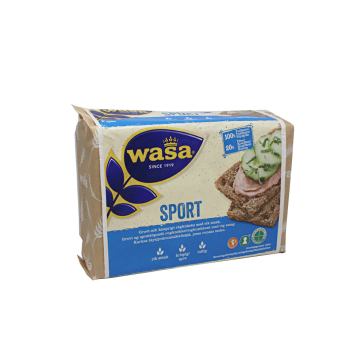 Wasa Sport 275g/ Sport Whole grain Bread
