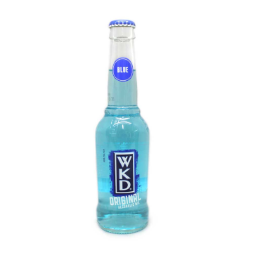 WDK Blue Vodka Original 4% 275ml