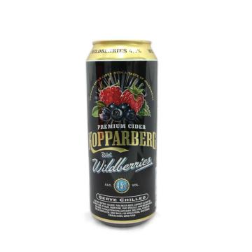Kopparberg Wildberries Premium Cider 500ml
