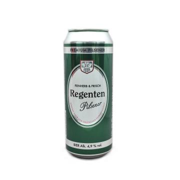 Regenten Pilsener Feinherb&Frisch 50cl/ Cerveza Alemana