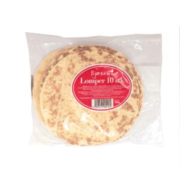 Bjørken Lomper x10/ Potato Pancakes