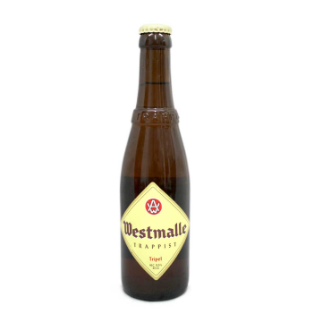 Westmalle Trappist Tripel 33cl/ Triple Blond Beer