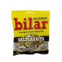 Bilar Ahlgrens Saltlakrits 100g/ Salted Liquorice Candy