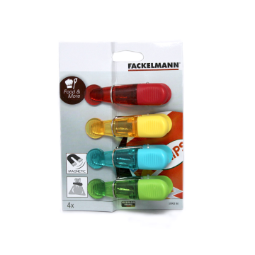Fackelmann Clips Magnéticos para Cocina
