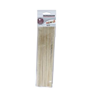 Fackelmann Pinchos Largos para Barbacoa x25/ Wood Skewers