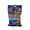 Malaco Gott&Blandat 160g/ Golosinas Regaliz