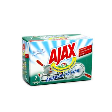 Ajax Estropajo Jabonoso x7