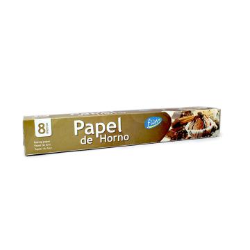 Fliss Papel de Horno 8m/ Baking Paper