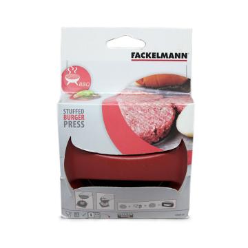 Fackelmann Prensador para relleno de Hamburguesa