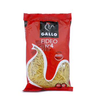 Gallo Fideo n4 250g/ Noodles for Soup