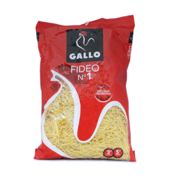 Gallo Fideo n1 250g/ Noodles