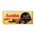 Marabou Black Saltlakrits 180g/ Chocolate con Regaliz