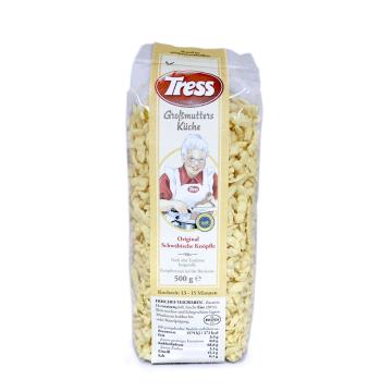 Tress Großmutters Küche Original Schwäbische Knöpfle 500g/ Egg Pasta