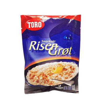 Toro Risengrøt Snarkokt / Gachas de Arroz 148g
