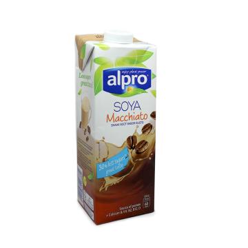 Alpro Soya Macchiato 1L/ Soja de Macchiato