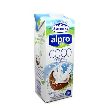 Asturiana Alpro Bebida de Coco con Arroz 1L