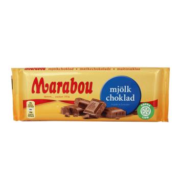 Marabou Mjölkchoklad 100g/ Chocolate con Leche