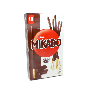 Mikado Chocolate Negro 75g/ Black Chocolate Mikado