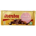 Marabou Frukt & Mandel 200g/ Fruits and Almonds Chocolate